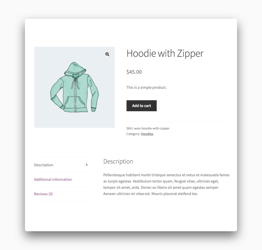 Quantity Field Removed from WooCommerce Product