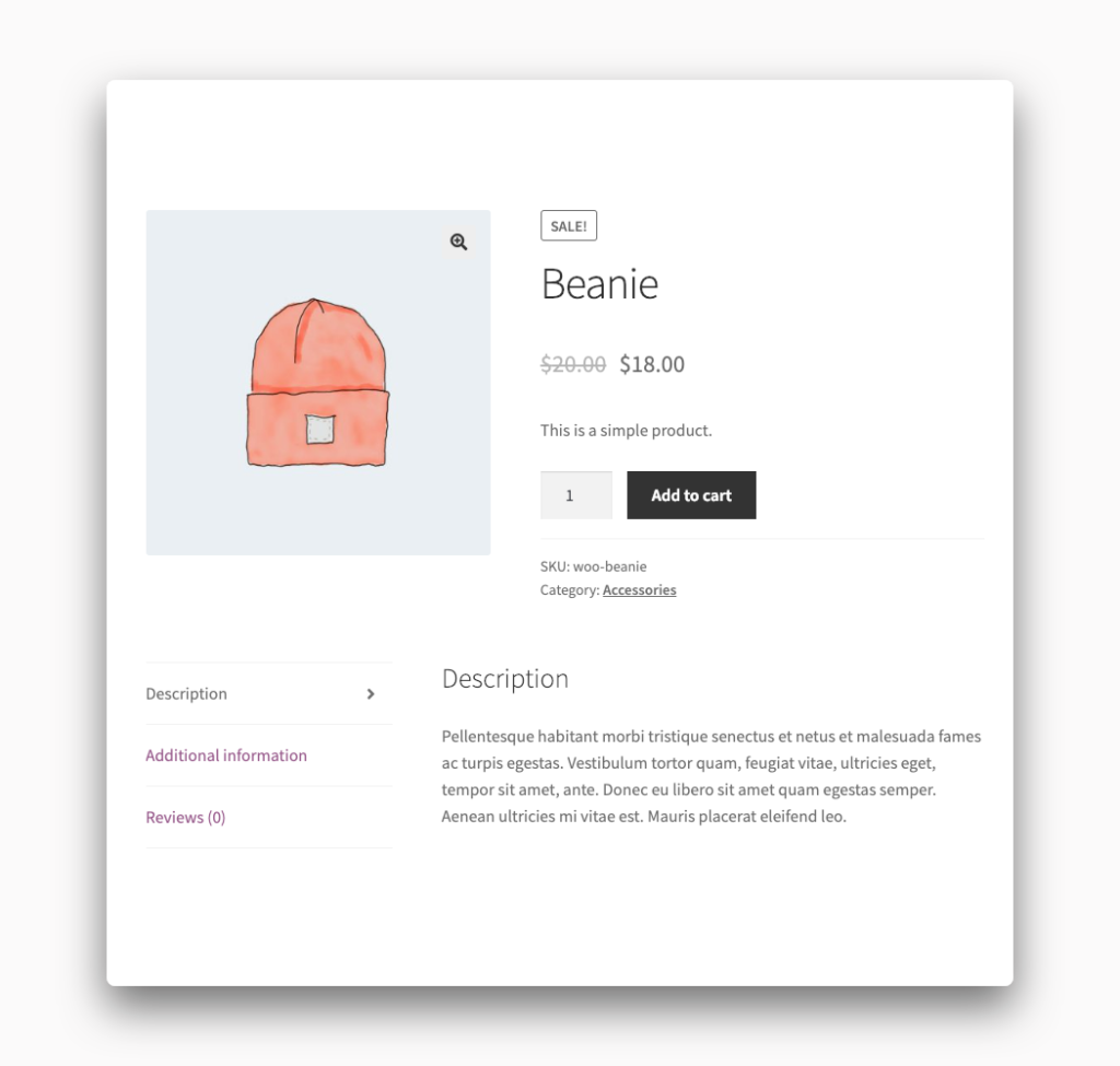 Stock Message Removed from WooCommerce