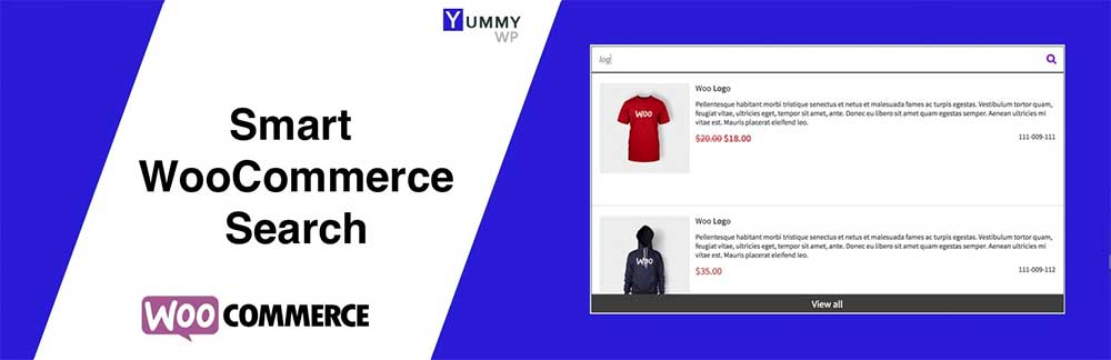 Smart WooCommerce Search